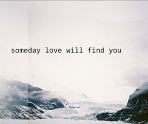nature, quotes, and someday image