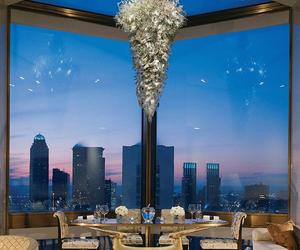 luxury, city, and romantic image