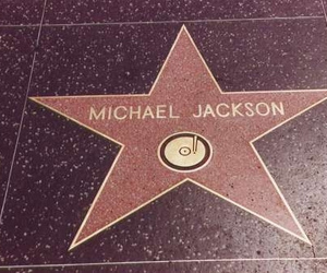 hollywood, king of pop, and michael jackson image