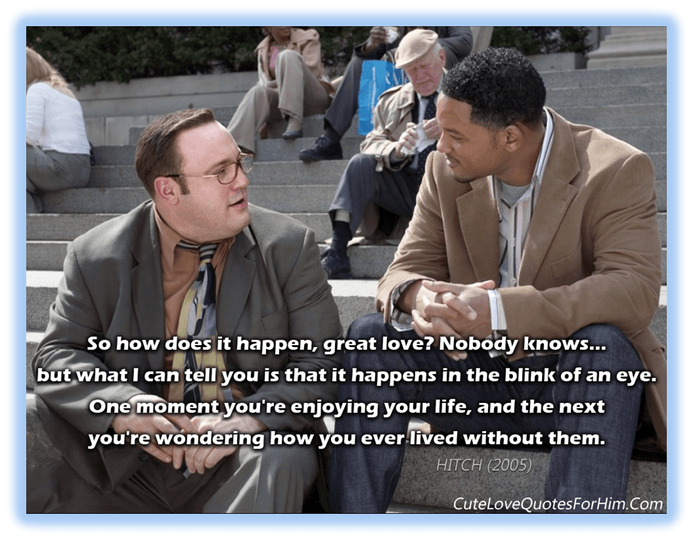 Will Smith Love Quotes Hitch 2005 Movie Quotes 1 On We Heart It