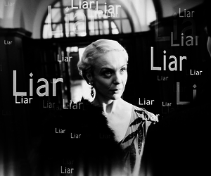 black and white, liar, and sherlock image