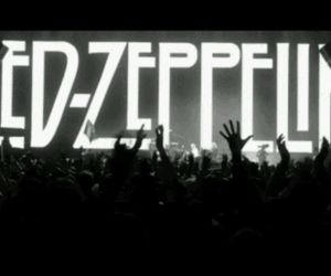 led zeppelin, Logo, and rock n roll image