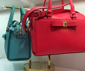 bags, fashion, and kate spade image