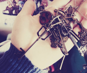 kingdom hearts, key, and keyblade image