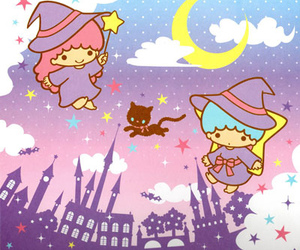 animated gif, charmmy kitty, and kuromi image