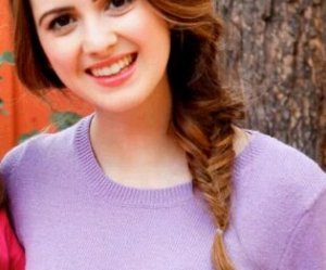 brown hair, smile, and laura marano image