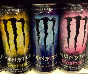 monster and yellow image