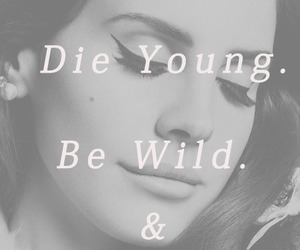lana del rey and quotes image