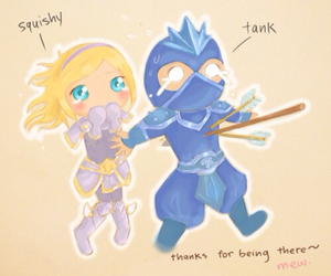 lol, lux, and shen image