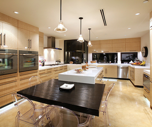 design, kitchen, and luxury image
