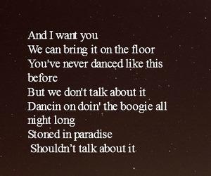 Boogie, dance, and floor image