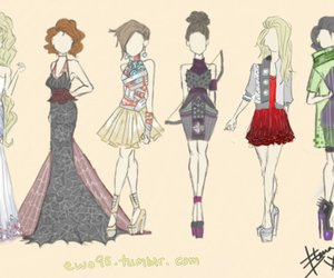 Avengers, fashion, and ellphie image