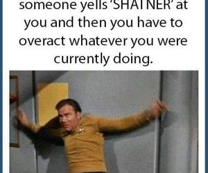 funny, shatner, and game image