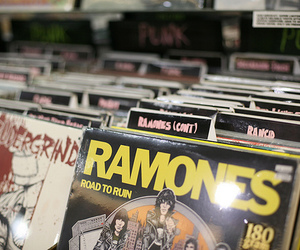 ramones, music, and rock image