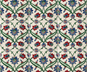 nature, tiles, and patrones image