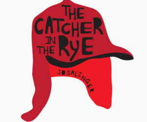 catcher in the rye, holden caulfield, and jd image