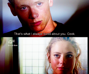 brave, cook, and Effy image