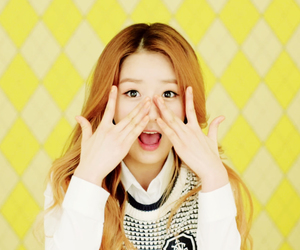 bomi, kpop, and apink image