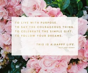 courageous, Dream, and life image
