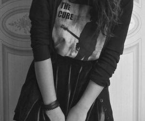 grunge and skirt image
