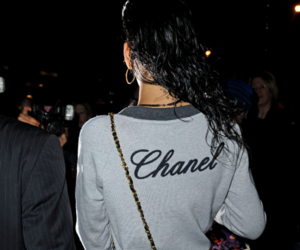 chanel, rihanna, and style image