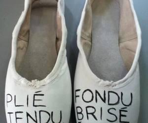ballet, dance, and plie image