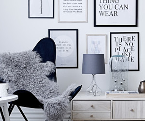 fashion, interior, and quotes image