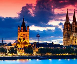deutschland, koln, and germany image