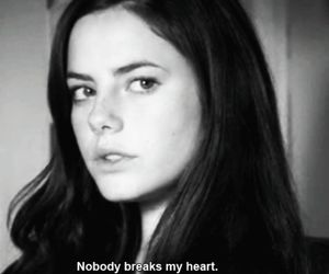 skins, heart, and quotes image