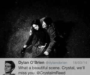 teen wolf, crystal reed, and rip image