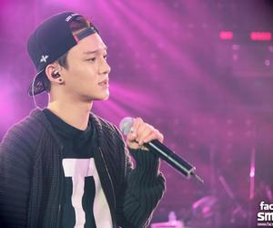 Chen, 2yearswithexo, and exo image