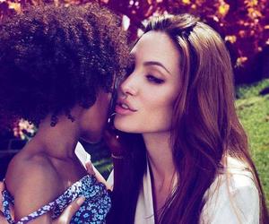 angelina, beautiful, and brown image
