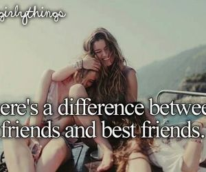 best friends, girls, and just girly things image