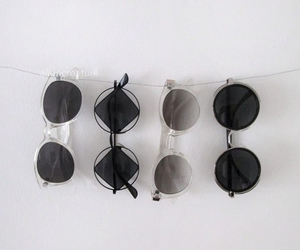 grunge, sunglasses, and glasses image