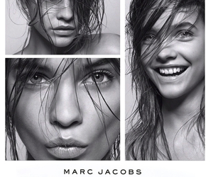 model, barbara palvin, and marc jacobs image