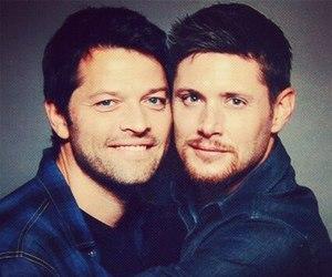 dean, Sam, and sobrenatural image
