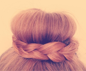 hair, girly, and blonde image