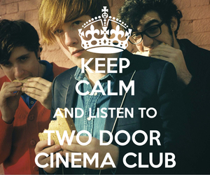 band, grunge, and two door cinema club image