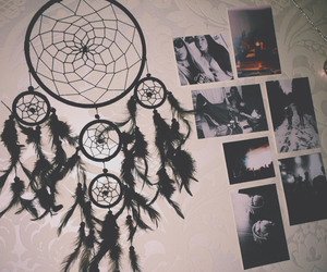 Dream, dreamcatcher, and room image