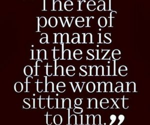 smile, love, and woman image