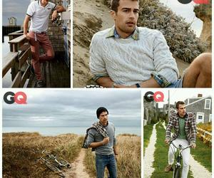 hansome, divergent, and theo james image