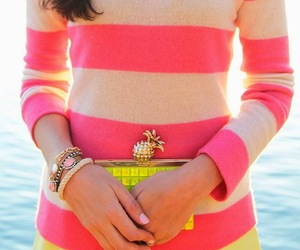 blogger, pineapple, and preppy image