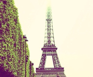 eiffel tower, paris, and beautiful image