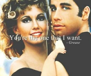 grease, beautiful, and couple image