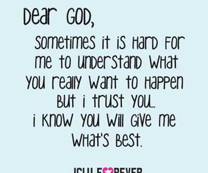 god, trust, and Best image