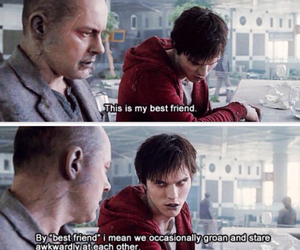 funny, tumblr, and warm bodies image
