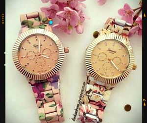 floral watch image