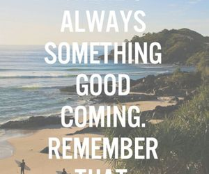 quote, summer, and beach image