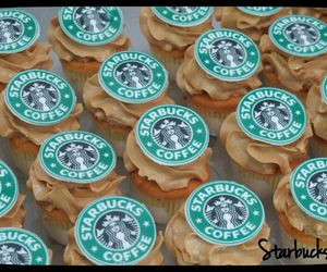 cupcakes and starbucks image