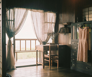 room, vintage, and dress image